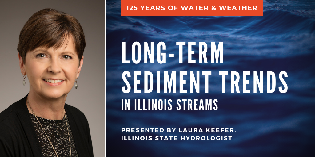 Laura Keefer Long-term Sediment Trends in Illinois Streams