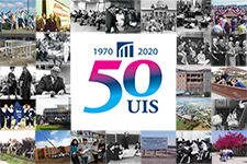 UIS marks 50th anniversary by celebrating bold legacy, bright future