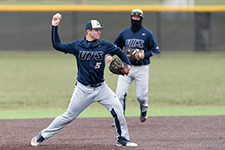 UIS Baseball player Cole Taylor signs with the Los Angeles Angels