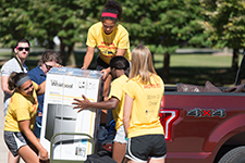 Move-In Day resources for parents and students