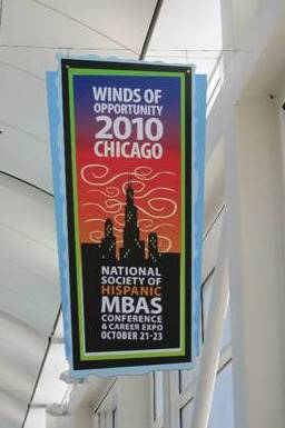 NSHMBA entrace at McCormick Place in Chicago
