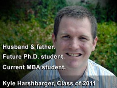 Kyle Harshbarger, Second-Year MBA
