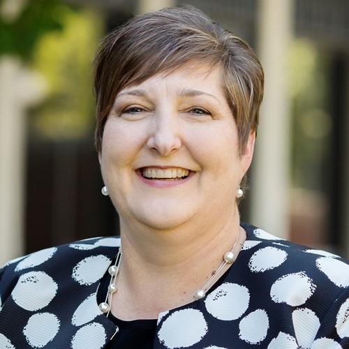 Lisa Denson-Rives, Assistant Dean for Advancement