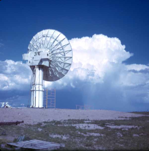 The CHILL radar unit