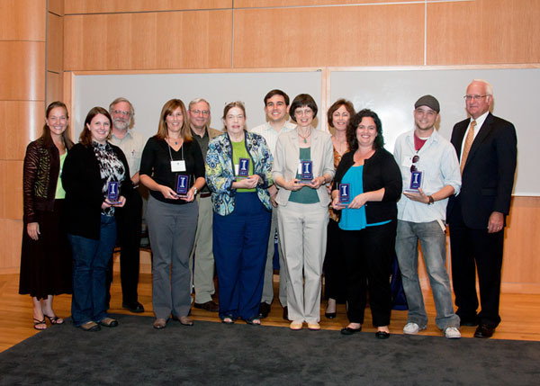 IT Excellence Team: 2010 ACME Award Recipients