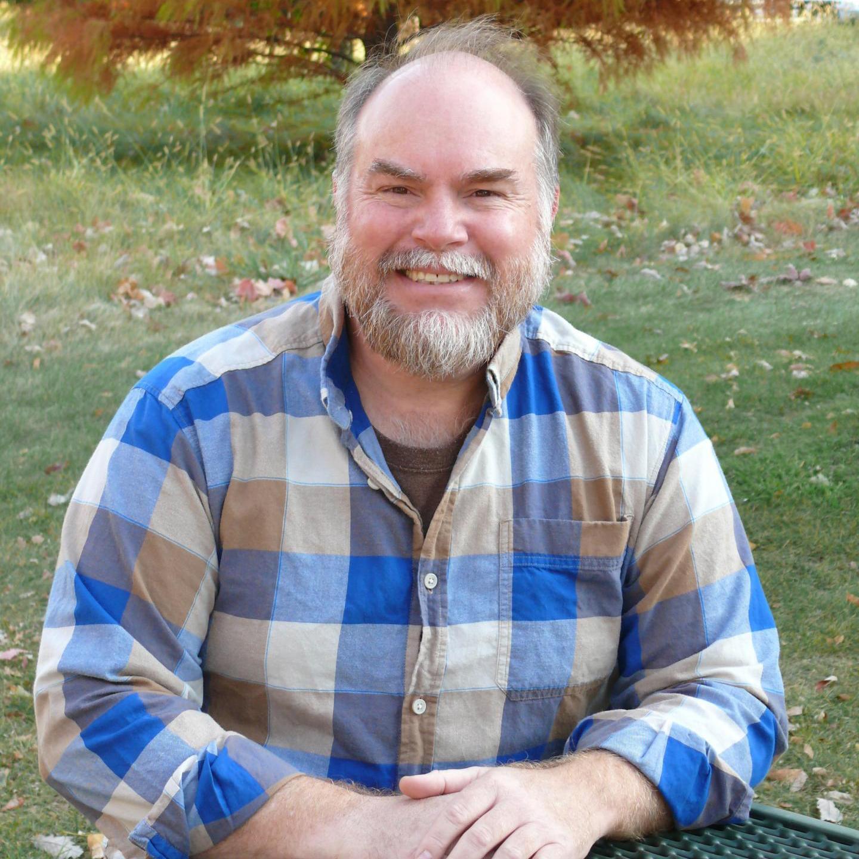 Ed DeWalt, aquatic entomologist