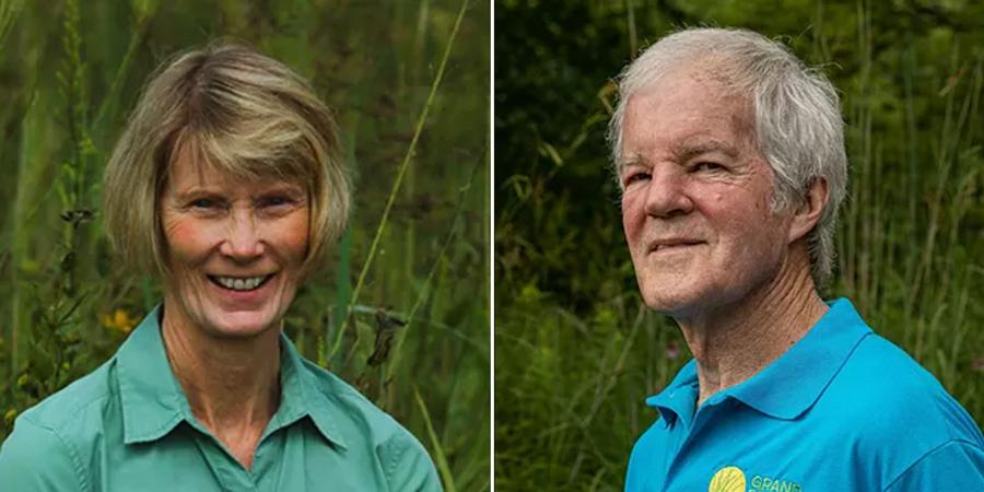 Diane and Ed Wilhite