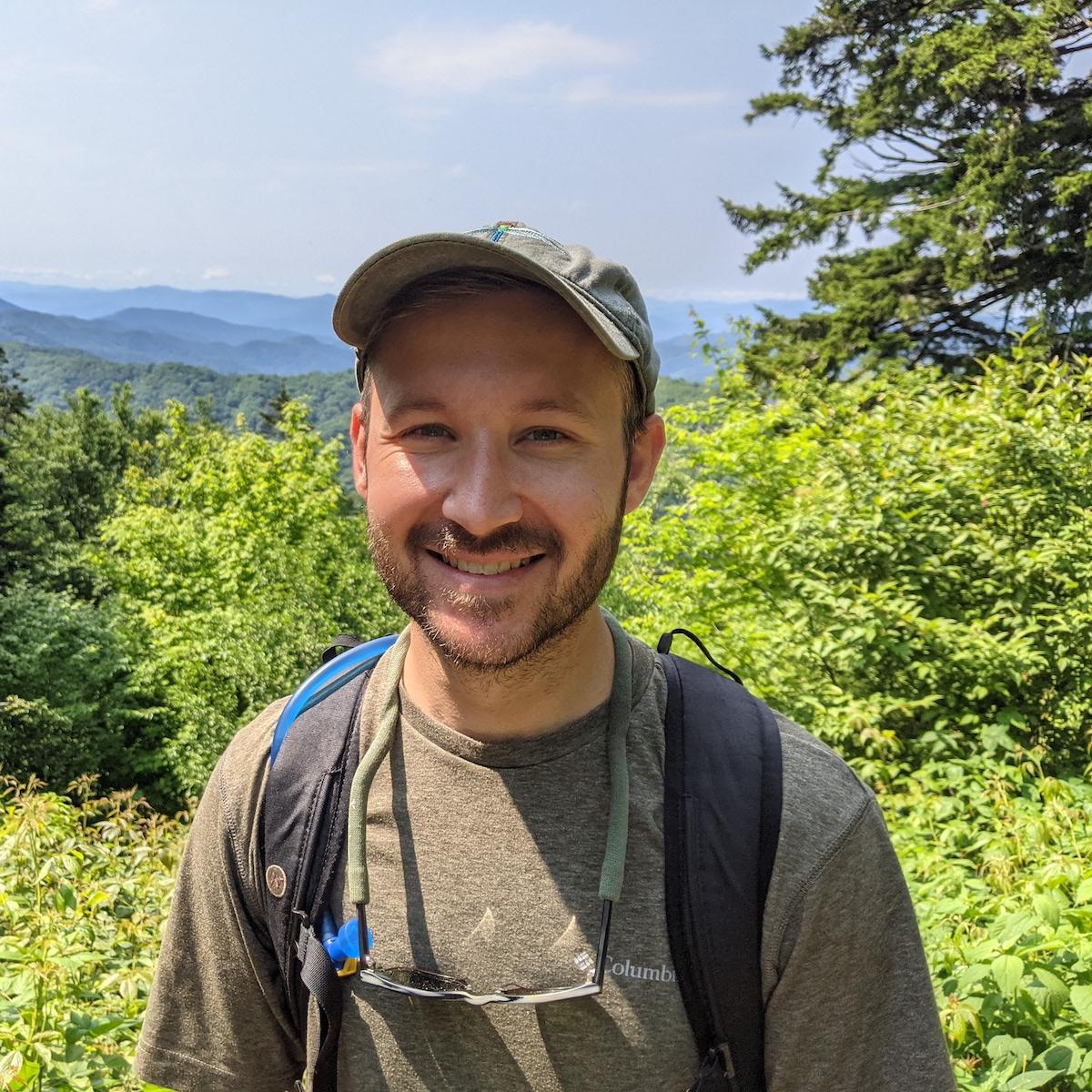 Zach Samaras, technical assistance engineer, sustainability