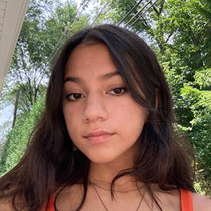 Sophomore Lily Greenberg