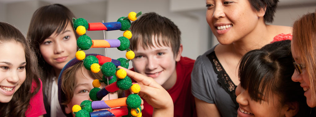 Advance your career with a Masters of Science Teaching Biology
