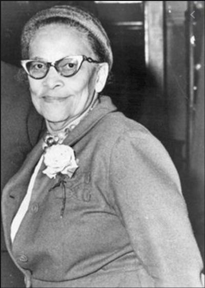 Mabel Keaton Staupers