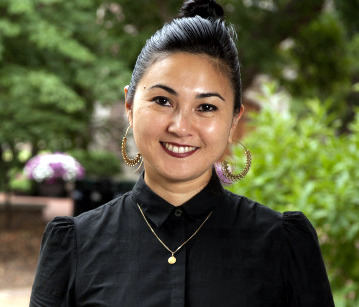 Congratulations to AAS Associate Professor Maryam Kashani, 2019 Spencer Postdoctoral Fellow.