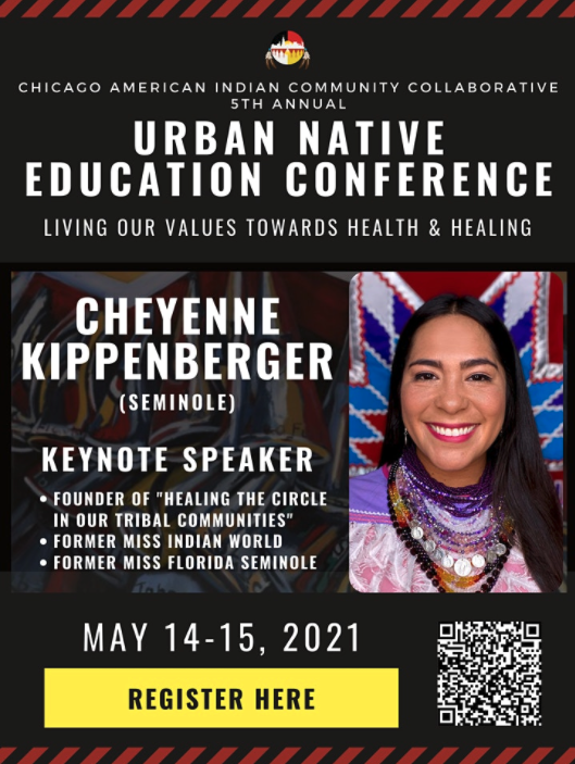 Fifth Annual Conference Flyer