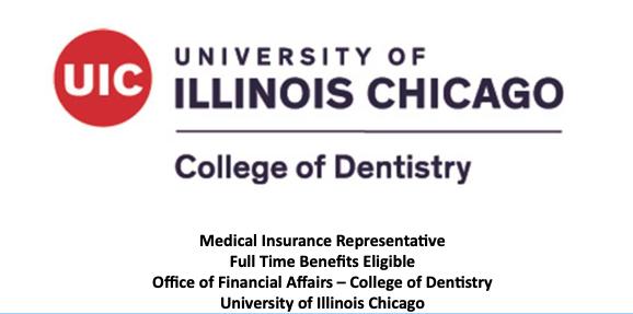 UIC Medical Rep..