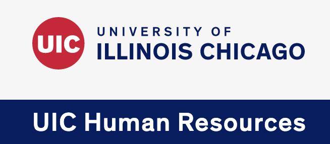 UIC Human Resources Logo