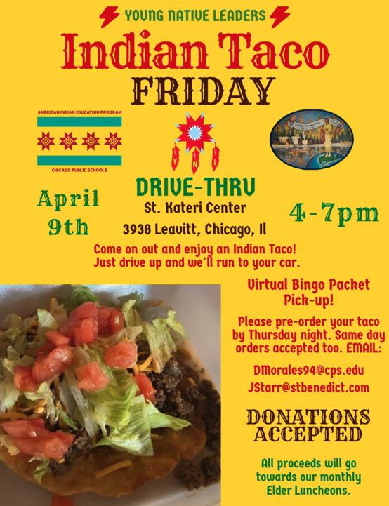 Indian Taco Friday