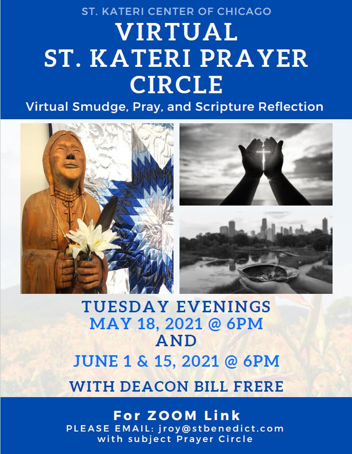 Virtual St. Kateri Payer Circle