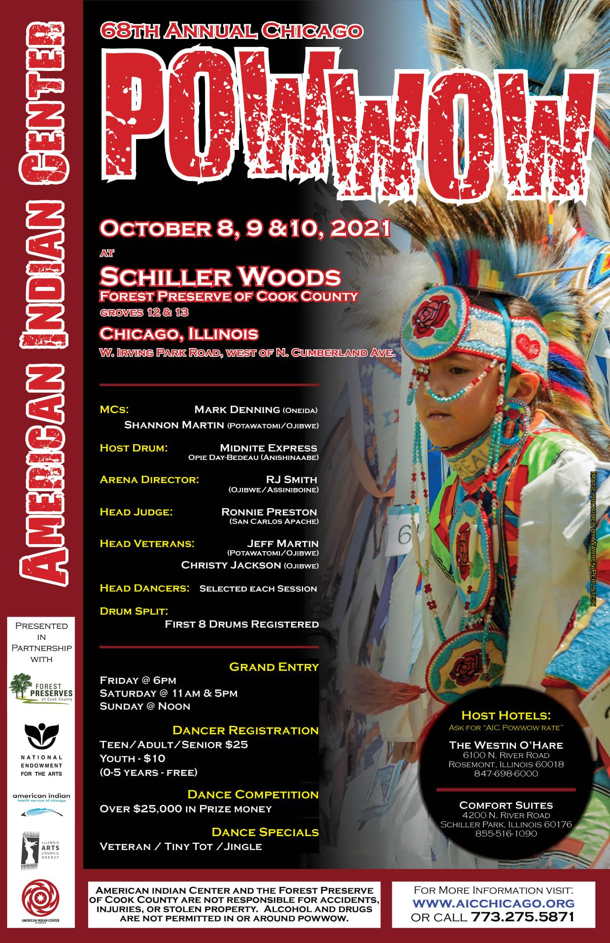 Powwow Flyer