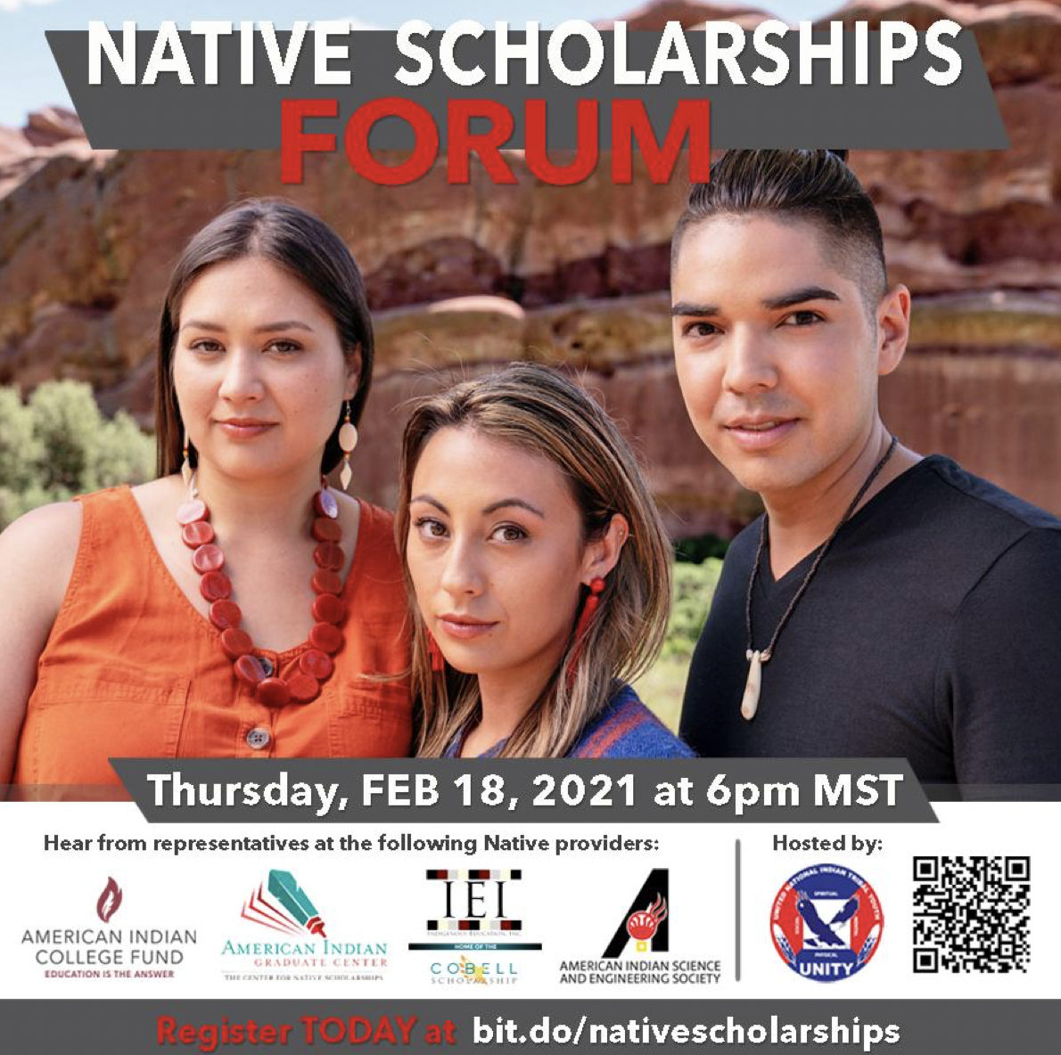American Indian College Fund Flyer