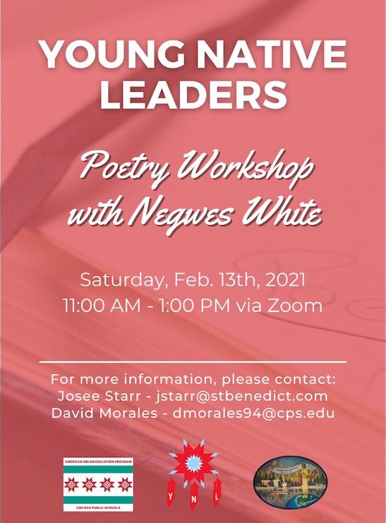 YNL Poetry Workshop