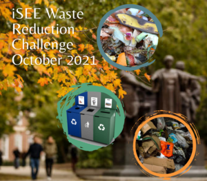 iSee Waste Reduction Challenge