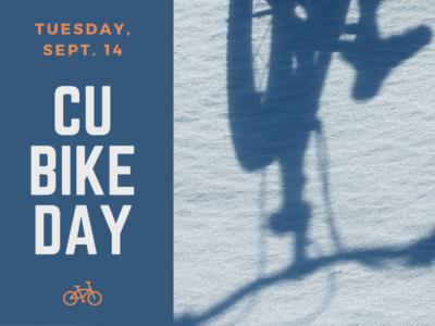 CU Bike Day